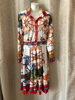 Used Multicolor ladies dress size 4 XL in Dubai, UAE
