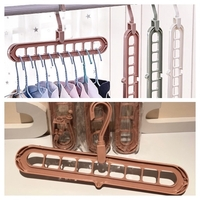 Used Multi-Port clothes holder 4 pcs in Dubai, UAE