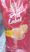 Red Label loose Tea 5kg bag
