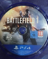 Used Battlefield game ps4 in Dubai, UAE
