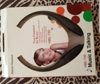 Used New sports headset black in box in Dubai, UAE