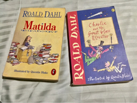 Used Roald Dahl kids books in Dubai, UAE
