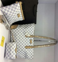 LOUIS VUITTON LADIES HANDBAG 3PCS SET