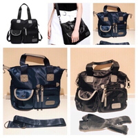 Used 2 Hobo bags blue & black in Dubai, UAE