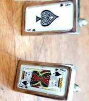 Used EDELMAN CUFFLINKS    UNISEX in Dubai, UAE