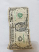 Used One doller bill 1988 series in Dubai, UAE