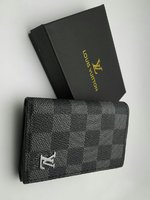 Used Louis Vuitton checked wallet in Dubai, UAE