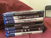 Used Ps4 games (cheap) in Dubai, UAE