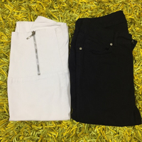BUNDLE OFFER BLACK AND WHITE PANTS