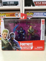Used FORTNITE ACTION FIGURE (2in1 pack) in Dubai, UAE