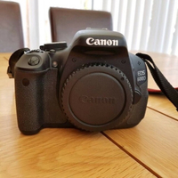 Used Canon EOS 600D light usage  in Dubai, UAE