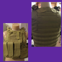 Used FISHING VEST/ FREE SIZE  in Dubai, UAE