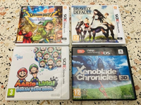 Used Nintendo 3ds Bundle of Games for Sale in Dubai, UAE