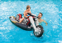 Used Floating Inflatable motorbike for kids in Dubai, UAE