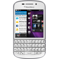 Used Blackberry Q10 - 8GB MMC & Charger in Dubai, UAE
