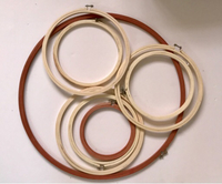 Used Eight Pieces of Embroidery Hoops. in Dubai, UAE