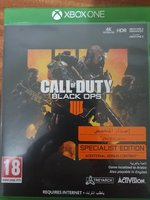 Used Call of Duty BLACK OPS 4 Special edition in Dubai, UAE