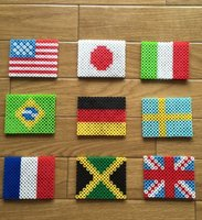 Used Flags Fridge Magnets in Dubai, UAE