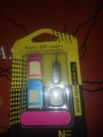 Used Nano SIM adapter in Dubai, UAE