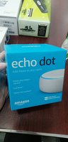 Used Echo dot 3 generation white in Dubai, UAE