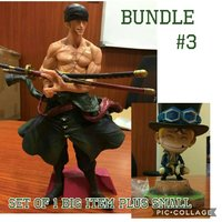 Used One piece ZORO w/ Sabo in Dubai, UAE
