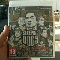 Sleeping Dogs Game For PS3