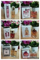 6pcs of 25ml smart collection perfume