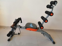 Used Gym exercise machine six pack in Dubai, UAE