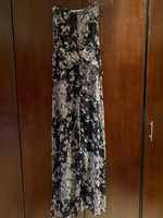 Used Long vest in chiffon. Large size. Zara  in Dubai, UAE