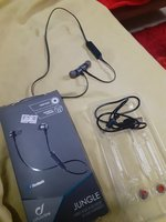 Used Jungle Bluetooth earphone with box in Dubai, UAE