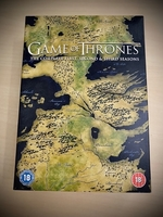 Used Game of Thrones Seasons 1,2,3 (DVDs) in Dubai, UAE