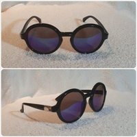 Used New Fashionable Black Sungglass for Her in Dubai, UAE