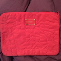 Used Marc Jacobs Laptop Bag Fuchsia Color in Dubai, UAE