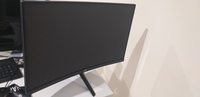 Used Asus ROG strix 27 inches monitor, curved in Dubai, UAE