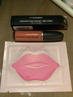 Used New mac lipstick and lip mask original in Dubai, UAE