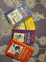 Used Books for kids-DIARY OF A WIMPY KID in Dubai, UAE