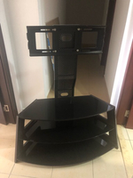 Used TV Stand ALMOST NEW!! in Dubai, UAE
