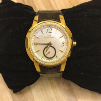 Black Armin Watch For Women