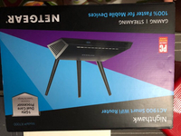 Used Netgear WiFi Router AC1900 Model:R7000 in Dubai, UAE