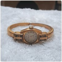 Used Antique Watch Nobellux delux switch made in Dubai, UAE