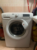 Used Hoover washing machine 2012 in Dubai, UAE