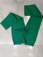 Green Authentic Lacoste pants size 38