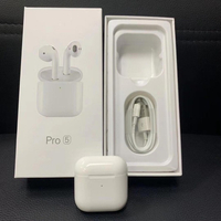 Used PRO5 AIRPODS PRO FAST OFFER🇦🇪💯💯 in Dubai, UAE