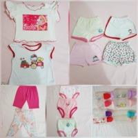 Used Bundle,Baby Girl Clothes for 1-2yrs Used in Dubai, UAE