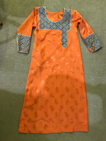 Used Arabic dress fits 5-6 yrs old in Dubai, UAE