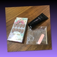 Used BUNDLE OF NAIL KIT in Dubai, UAE