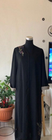 Used #Embroidered Abaya/ 58-60 in Dubai, UAE