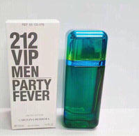 Used 212 VIP men EDT , 100 ml, tester, new in Dubai, UAE