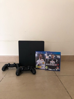 Used PlayStation 4 Slim Edition 1TB in Dubai, UAE