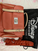 Used Disney Ladies Orange Satchel Handbag in Dubai, UAE